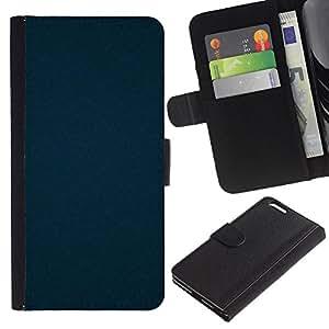 """JackGot ( Azul Oscuro barroco"""" ) Apple (5.5 inches!!!) iPhone 6+ Plus / 6S+ Plus la tarjeta de Crédito Slots PU Funda de cuero Monedero caso cubierta de piel"""