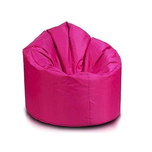 JUSTyou Futoyo Star Puff Cojín Gigante de Nailon Color: Rosa ...