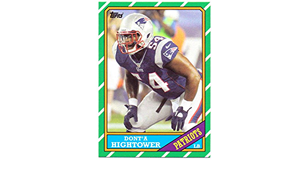 Dont'a Hightower 2013 Topps Archives #137 - New England Patriots ...