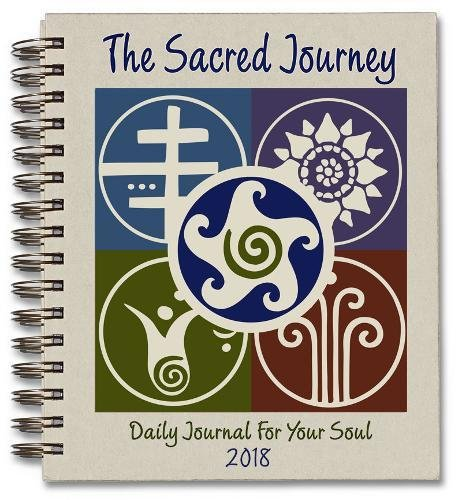 Download The Sacred Journey, Daily Journal For Your Soul, 2018 pdf