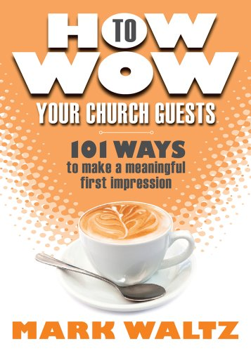 How to Wow Your Church Guests (World Of Warcraft Staff)