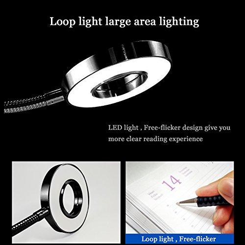LampeLampe La Lumière Pince Hqoon Bureau Clip De StableLivre EeHD2Y9IbW