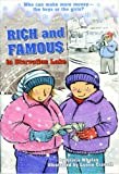 img - for Rich and Famous in Starvation Lake (A Stepping Stone Book(TM)) book / textbook / text book