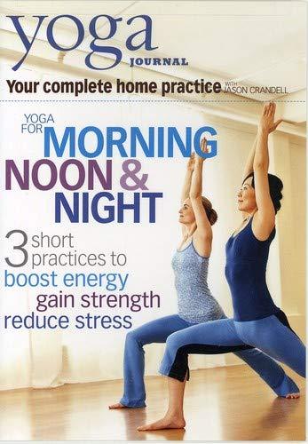 Yoga Journal: Yoga For Morning Noon & Night Edizione: Stati ...