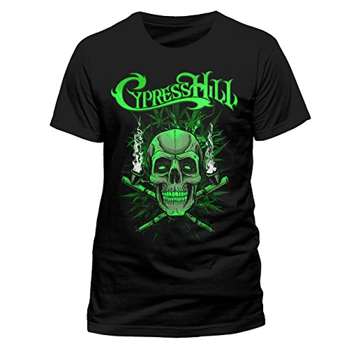 Cypress Hill - Skull n Pipes (UNISEX)