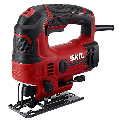 - SKIL 6 Amp Corded Jig Saw- JS314901