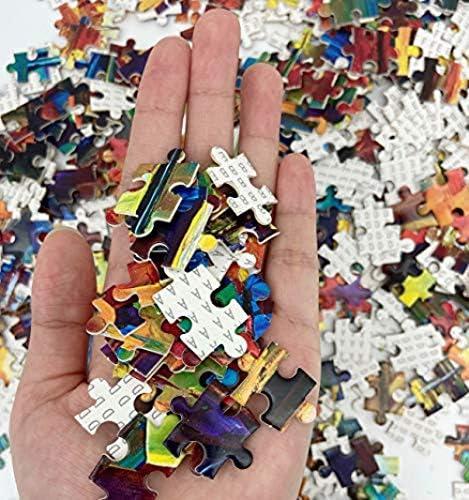1000 stukjes puzzel voor volwassenen en kinderen, Leuk Katjehouten puzzel puzzel, perfect cadeau. XYQAQ aq215