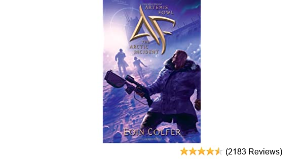 Artemis Fowl Arctic Incident Ebook