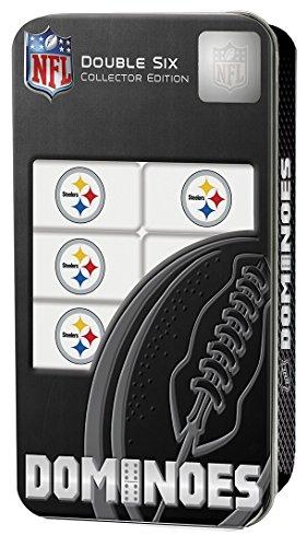 Pittsburgh Steelers Game - MasterPieces NFL Pittsburgh Steelers Dominoes Game