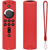 Shockproof Protective Silicone Case/Covers Compatible with All-New Alexa Voice Remote for Fire TV Stick 4K, Fire TV Stick (2n