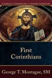 img - for First Corinthians (Catholic Commentary on Sacred Scripture) book / textbook / text book
