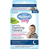Hyland's Baby Nighttime Teething Tablets, 135 count, Pack of 2