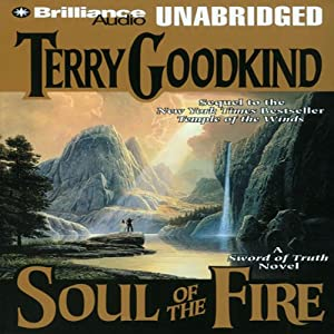 Soul of the Fire Audiobook