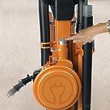 Electrolux Eureka AS3030A Airspeed Unlimited Rewind Bagless Upright Vacuum Cleaner - Black, Copper Metallic