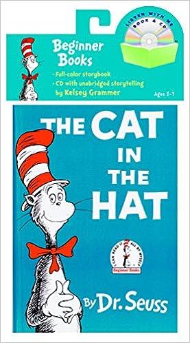 Amazon com: CAT IN THE HAT BOOK (9780375834929): Dr  Seuss: Books