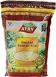 Atry Smoked Basmati Rice 2 Lb (Pack of 2)