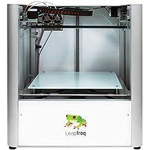 Leapfrog Creatr 3D Printer, 200 x 270 x 230 mm Maximum Build Dimensions 0.05-mm Maximum Resolution; ABS, Laybrick, Nylon, PLA, and PVA Filament