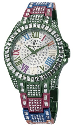 Burgmeister Women's BM160-010B Bollywood Crazy Analog Watch