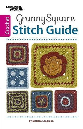 Granny Square Stitch Guide | Crochet | Leisure Arts (75540)