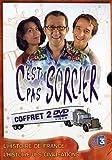 C'est pas sorcier : Histoire de France / Histoire de la civilisation - Coffret 2 DVD