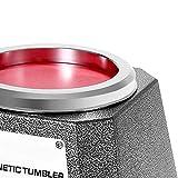 BestEquip Magnetic Tumbler 100mm Magnetic Polisher