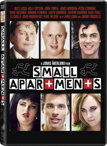 Small Apartments (Widescreen, Dolby, AC-3, Subtitled)