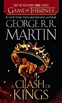 A Clash of Kings 0345535421 Book Cover
