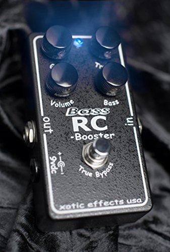 Booster Xotic Ac Effects (Xotic Bass RC Booster Pedal)