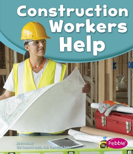 Construction Workers Help Community Helpers product image
