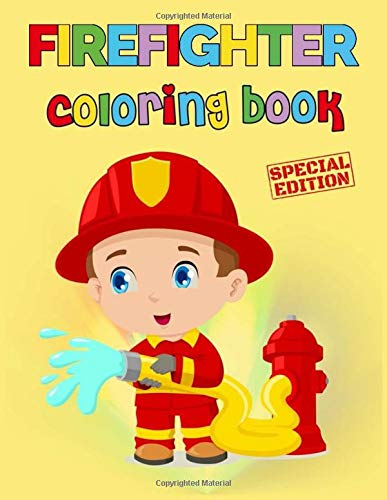 Fireman Coloring Page - Ultra Coloring Pages | 500x387