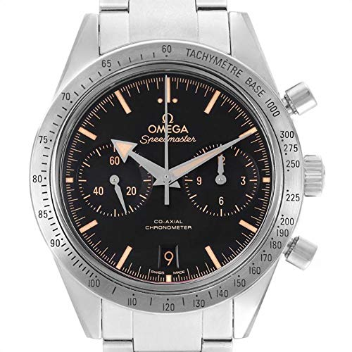 Omega Speedmaster Automatic-self-Wind Male Watch 331.10.42.51.01.002 (Certified Pre-Owned)