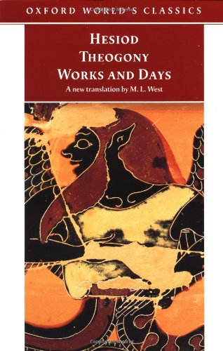 Theogony, Works and Days (Oxford World's Classics)