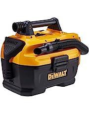 DEWALT DCV580H 20V MAX Cordless Wet-Dry Vacuum 17.10 Inch x 12.80 Inch x 12.30 Inch Yellows