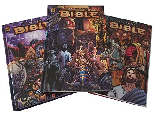 The Kingstone Bible Trilogy