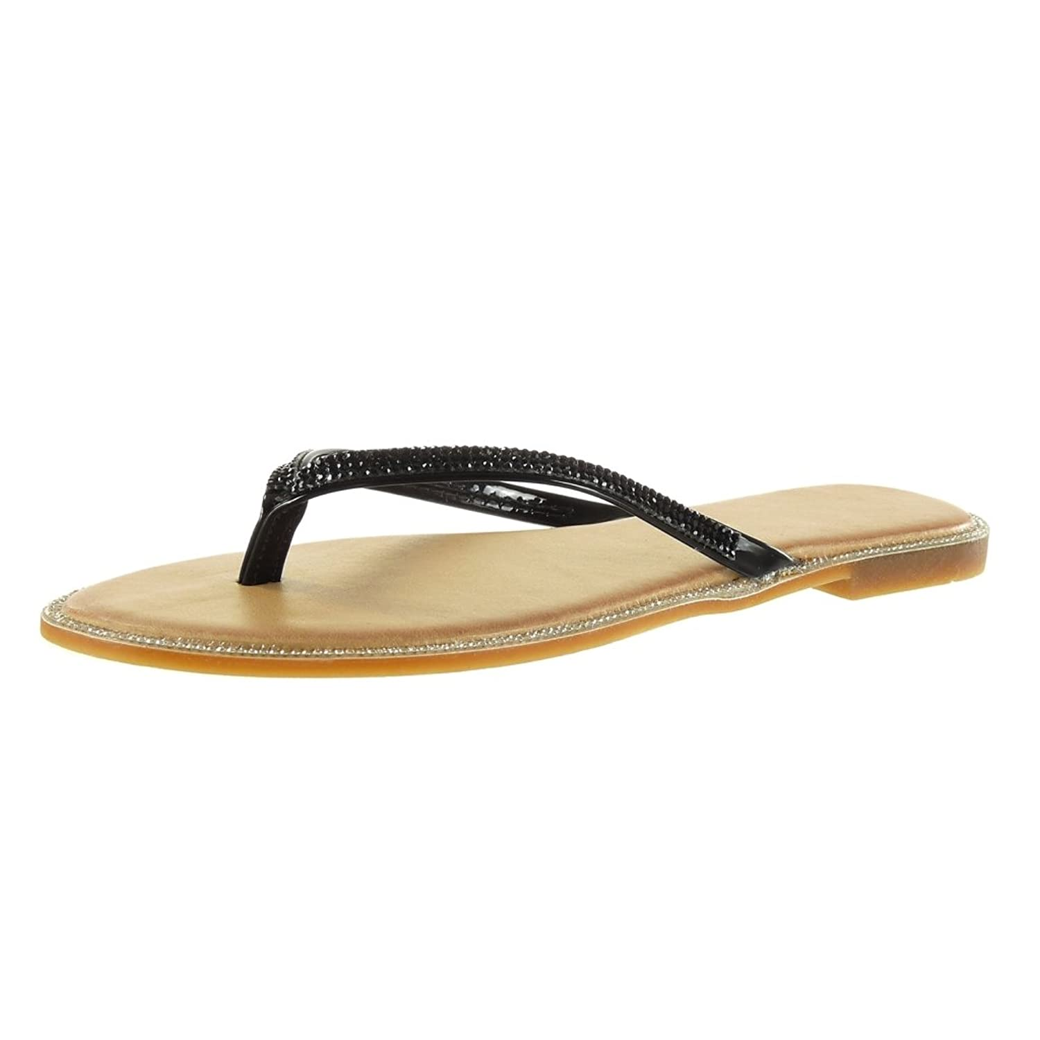 durable service Angkorly Chaussure Mode Sandale Tong femme
