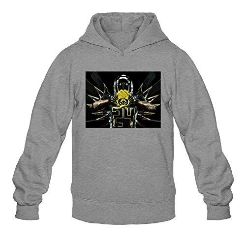 Men's Oregon Ducks Football Wing 2 Hoodie Sweatshirt