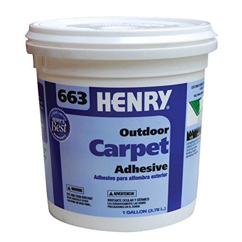 Henry, W.W. Co. 12185 12185 GAL #663 Carp Adhesive, Beige ()