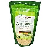 Living Now Organic Whole Grain Amaranth 16 Ounce (454 g) Pkg