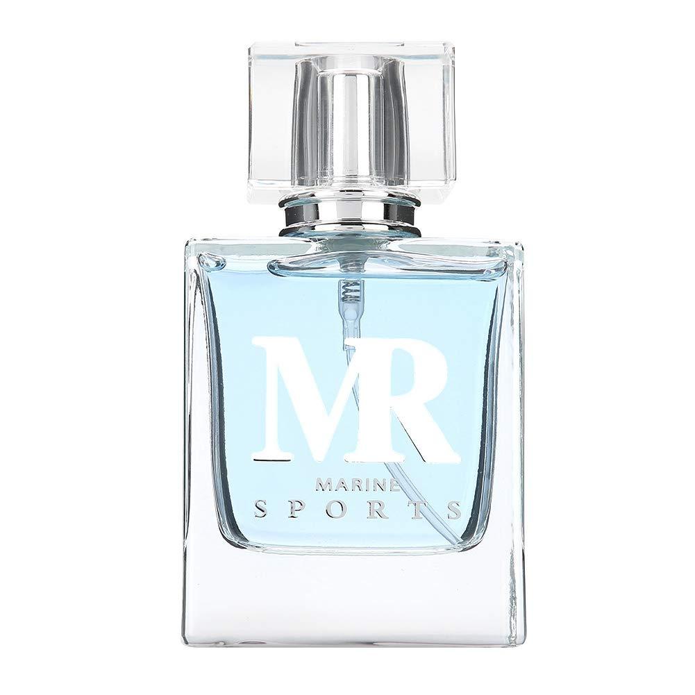 Aramox Perfume de Colonia para Hombres, 2 Tipo Hombre Toilette Spray Cuello Blanco Maduro Caballero Tentaciones Botella de Perfume Sexy(Light Blue): ...
