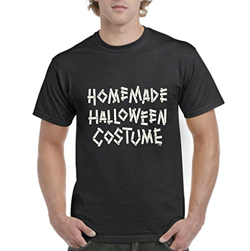Blue Tees Homemade Halloween Costume Fashion Party People Best Friends Gift Couples Gifts Men's T-Shirt Tee Medium (Homemade Halloween Costumes For Men)