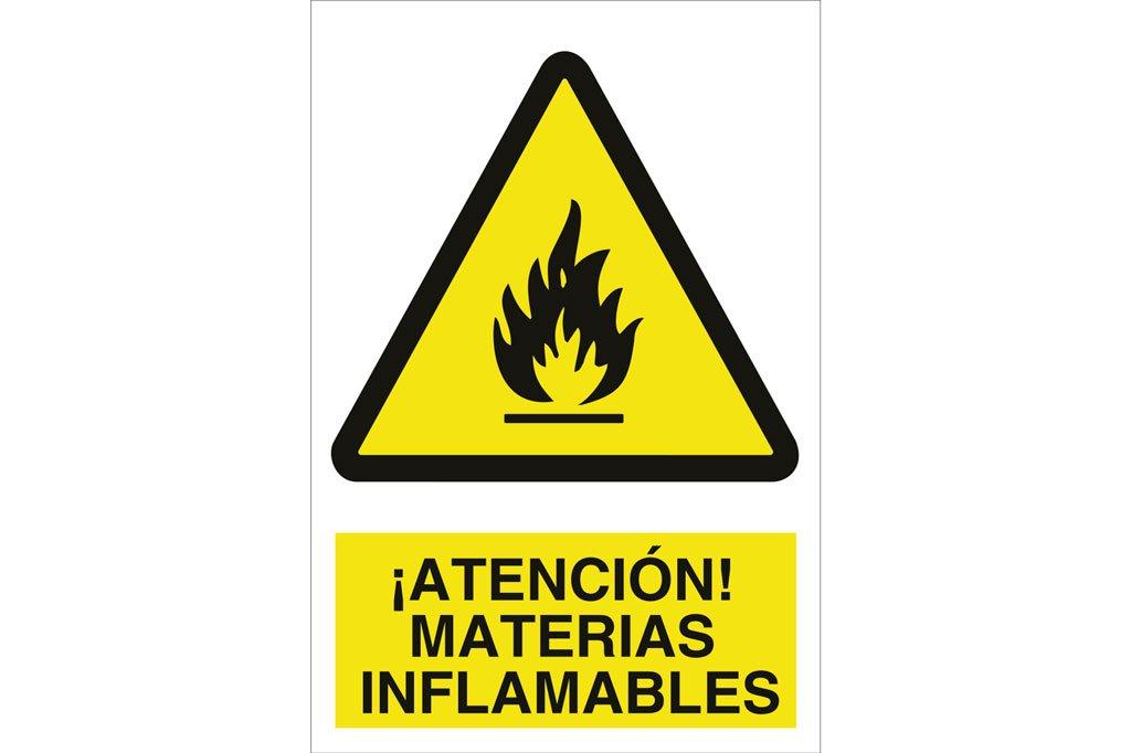 Cofan A58PL148105 /¡ Atenci/ón Materias Inflamables