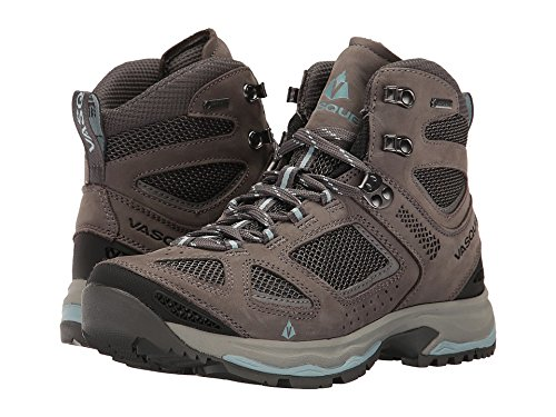 Vasque Women's Breeze Iii Gtx Hiking Boots, Gargoyle/Stone Blue 10.5
