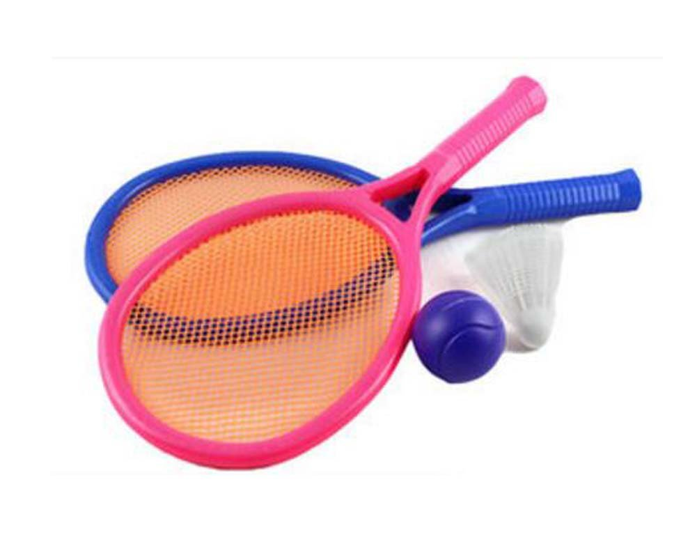 Mini Lovely Kids Tennis Racket Children's Ball Toys Badminton Toy Dragon Sonic