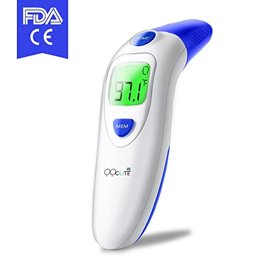 Digital Infrared Baby Forehead Thermometer