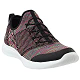 Skechers Studio Comfort Mix and Match Womens Slip On Sneakers Black/Multi 8