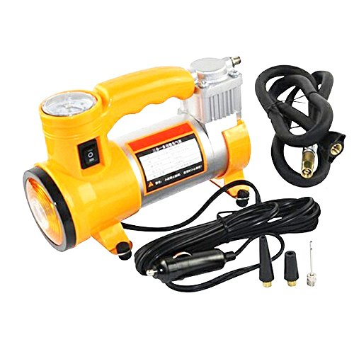 12V Tyre Compressor Reviews - 3