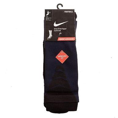 Amazon.com: Nike Elite Vapor - Calcetines de fútbol para ...