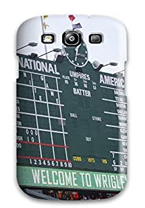 Irene C. Lee's Shop chicago cubs MLB Sports & Colleges best Samsung Galaxy S3 cases