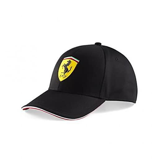 f6da2e8ea23a9d Amazon.com: Official Baseball Cap Scuderia