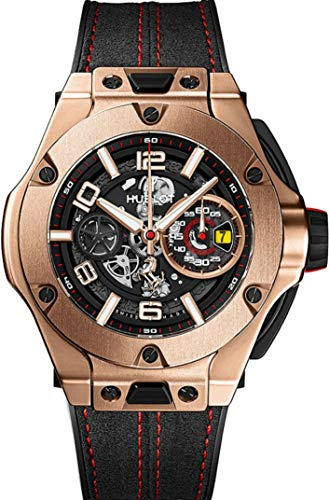 Hublot Big Bang Unico Ferrari 45mm Limited Edition Mens Watch 402.OX.0138.WR ()